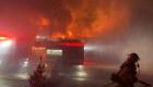 La comunidad latina, entre las afectadas por incendios