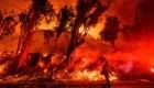 ¿Una pausa en los incendios en California?