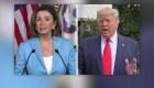 Trump: El juicio político es una farsa