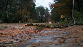 EE.UU.: miles de clientes sin luz tras fuertes tormentas