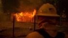 Los peores incendios en la historia de California