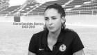 La muerte de Diana González enluta al fútbol mexicano
