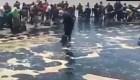 Alerta en las costas de Brasil por derrame de petróleo