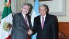 ¿Qué busca en México el presidente electo de Argentina?