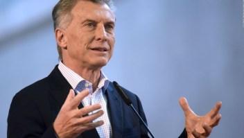 Macri dijo que hará cuando deje la presidencia