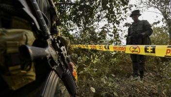 Cauca, un territorio marcado por la muerte
