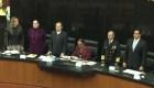 Durazo comparece ante Senado por operativo en Culiacán