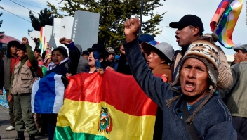 Escándalo electoral y batalla política en Bolivia