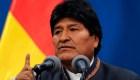 Evo Morales: Está en marcha un golpe de Estado