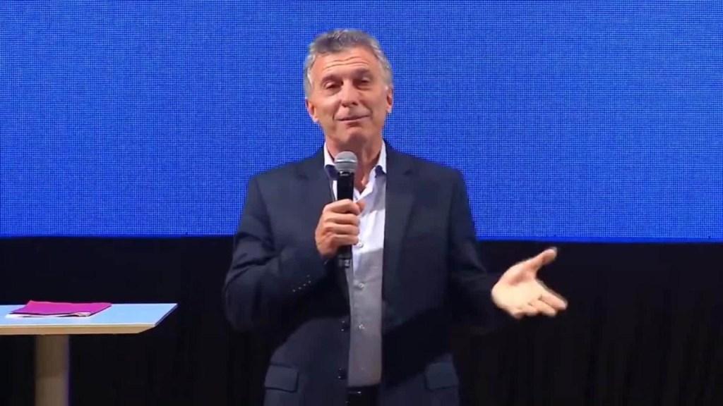 ¿Será Macri el líder de la oposición?
