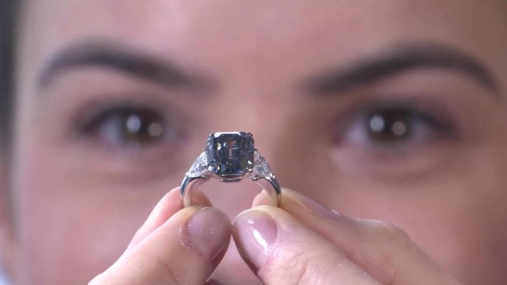 Este anillo podría venderse por más de US$ 10.000.000
