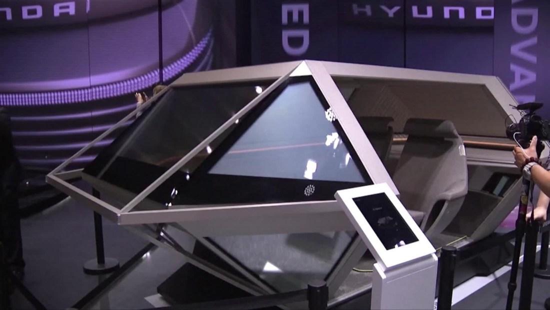 Así serán los autos del futuro
