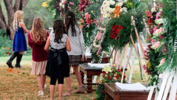 Familias mormonas abandonan México
