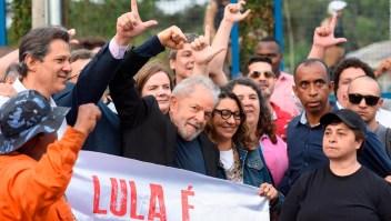 Lula da Silva libre, pero no absuelto