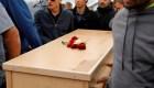 México da último adiós a víctimas de la masacre en Sonora
