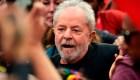 Así fue el momento de la liberación de Lula