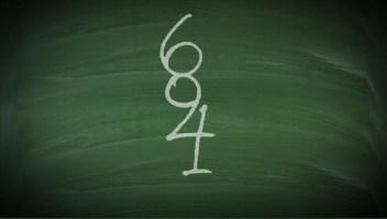 Desafío viral: ¿cuántos números hay en la imagen?