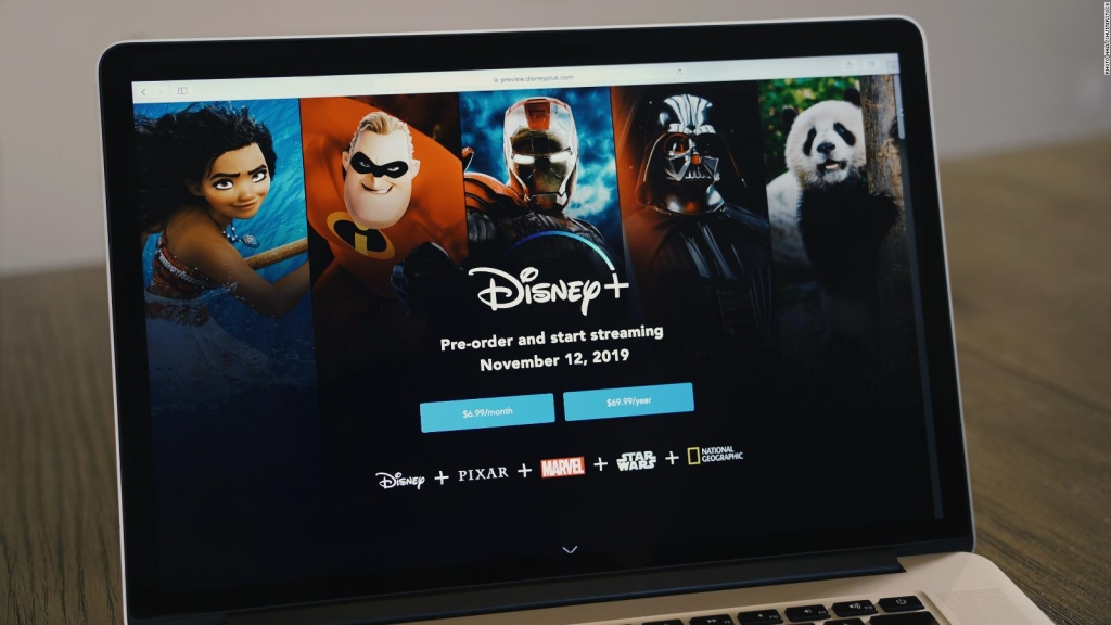 ¿Por qué Disney invierte en grande en servicio streaming?