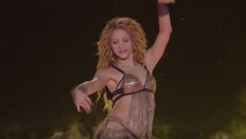 Shakira estrena su nuevo documental