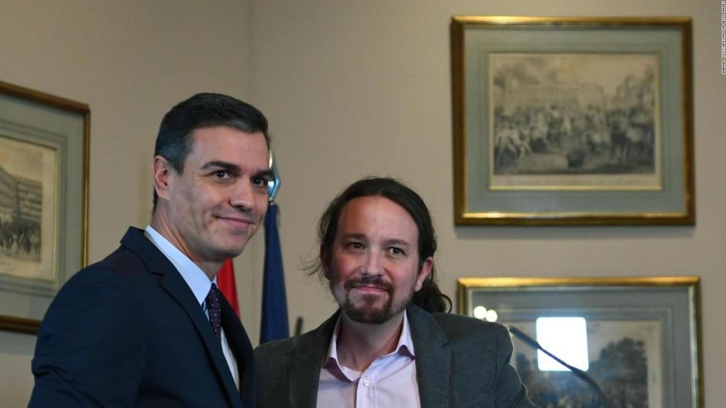 PSOE y Unidas Podemos llegan a acuerdo para formar Gobierno