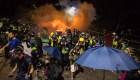 Protestas en Hong Kong: al borde del no retorno