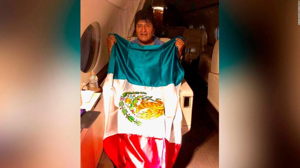 ¿Puede Evo Morales hacer política desde México?