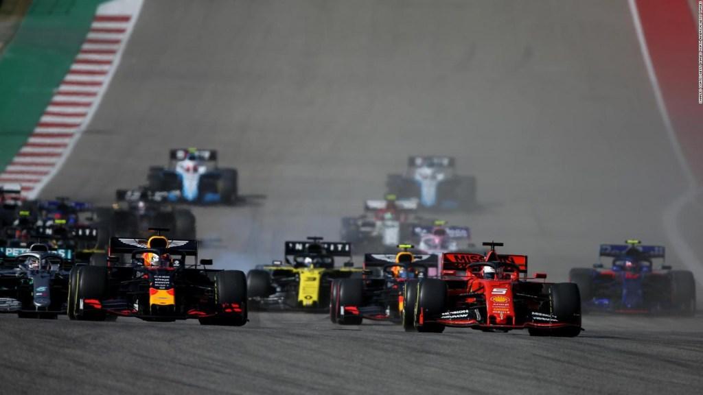 La Fórmula 1 y su plan ecológico para 2030