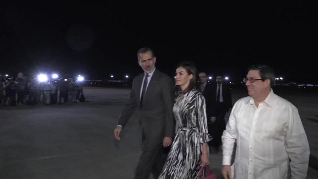 Histórica visita de los reyes de España a Cuba