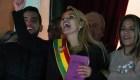 ¿Reconocen las Fuerzas Armadas de Bolivia a Jeanine Áñez como presidenta interina?