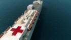 Las misiones humanitarias del USNS Comfort