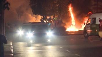 Protestas y caos dejan 20 muertos y 2.000 heridos en Chile