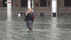 Venecia enfrenta la peor inundación de los últimos 50 años