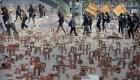 Se intensifican las protestas en Hong Kong