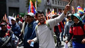 Al menos 9 muertos en las protestas de Cochabamba