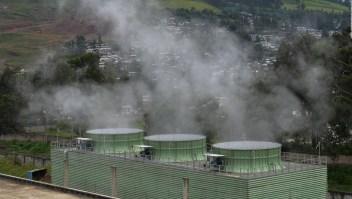 Reppie es la primera planta de África que convierte la basura en electricidad