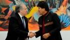 Morales: La OEA es responsable de las muertes en Bolivia