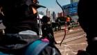 Estudiantes de Hong Kong se defienden desde las universidades