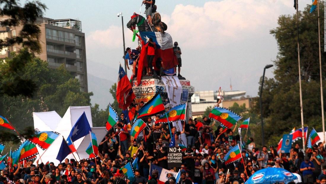 Las demandas sociales en Chile: la opinión de Insulza