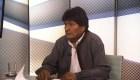 Evo Morales: Ahora siento que ellos son los genocidas