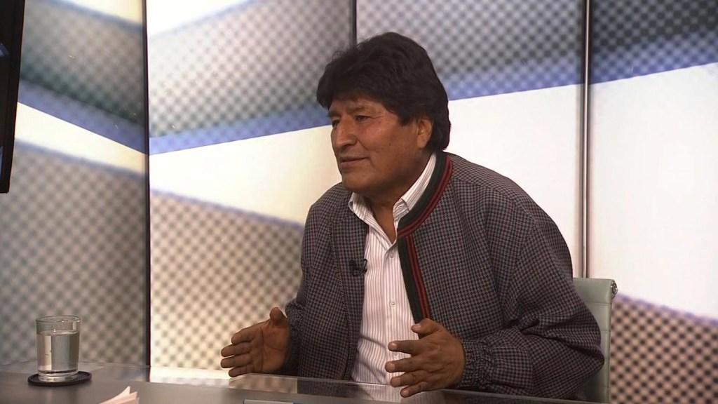 Evo Morales: No me aferro al gobierno