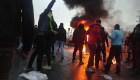 Irán enfrenta protestas violentas por alza de combustible
