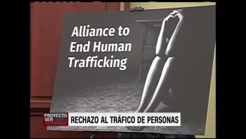 Foro concientiza sobre el tráfico humano en EE.UU. y México