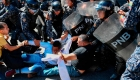 Continúan las protestas en Caracas