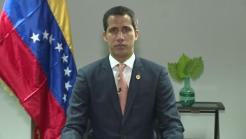 Guaidó: Las protestas seguirán hasta que cese la usurpación