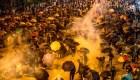 China: ¿aceptará las 5 demandas de Hong Kong?