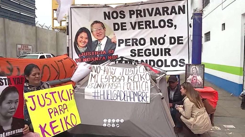 El futuro de Keiko Fujimori podría definirse esta semana