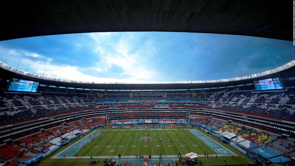 La NFL volvió a México luego de dos años