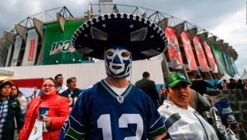 Así se vivió el regreso de la NFL al estadio Azteca