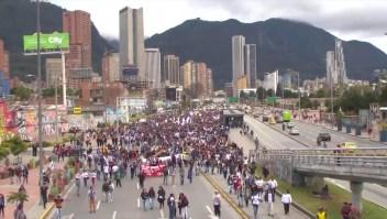 Colombia se prepara para protestas a nivel nacional