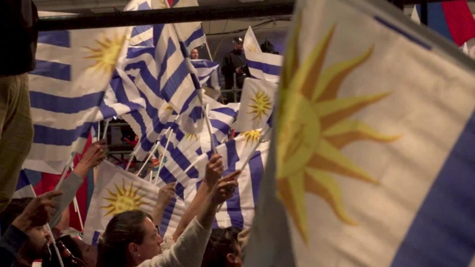 Uruguay se prepara para elegir a su nuevo presidente